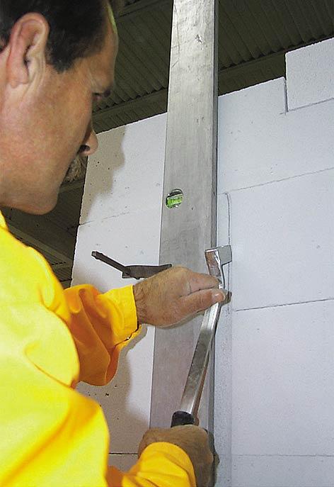 Ytong prenova, izvedba instalacije