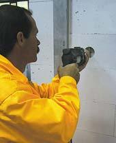 Ytong prenova, izdelava instalacijskih vodov