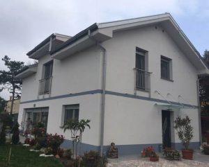 Ytong prenova -fasada