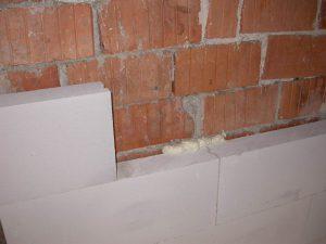 Ytong prenova, oblaganje nosilne stene