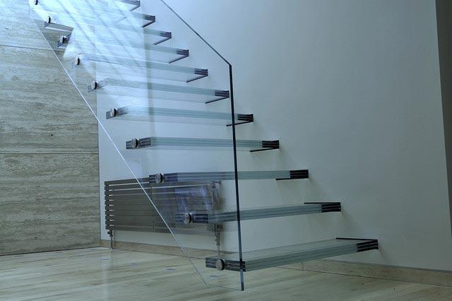 Ytong prenova - stopnice in stopnišče