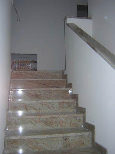 Ytong prenova, notranje stopnišče