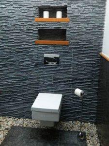 Ytong prenova -wc