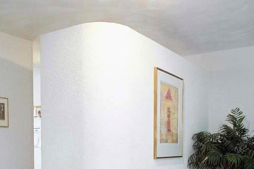 Polkrožna stena